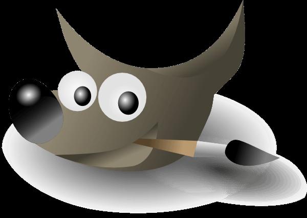 Основы работы и управление слоями в GIMP, пункты контекстного меню GIMP.