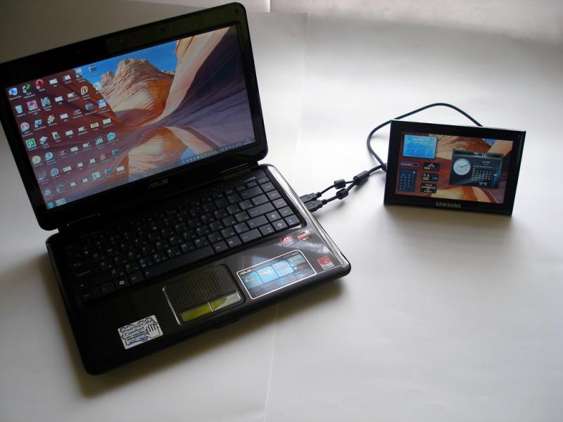планшет через компьютер