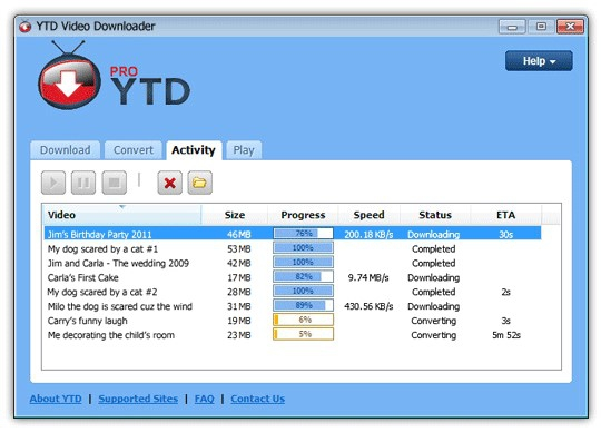 YouTube Downloader 4.2.8.433