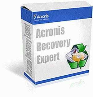 Как восстановить разделы жесткого диска acronis