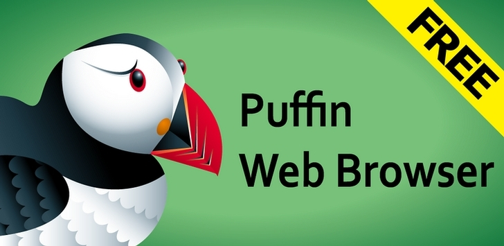 Браузер Puffin Web Browser для базы Android