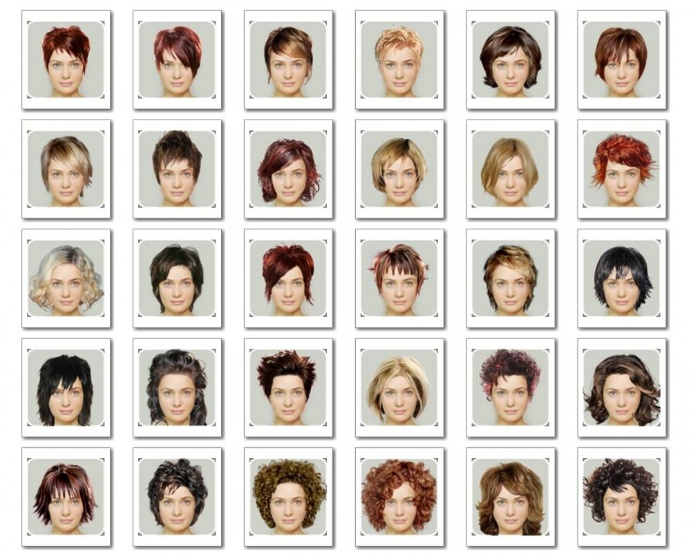 Подбираем цвет волос онлайн по фото