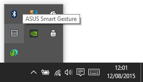 На ноутбука сенсорную драйвера панель asus