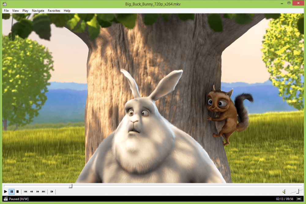 Media Player Classic для ОС Windows